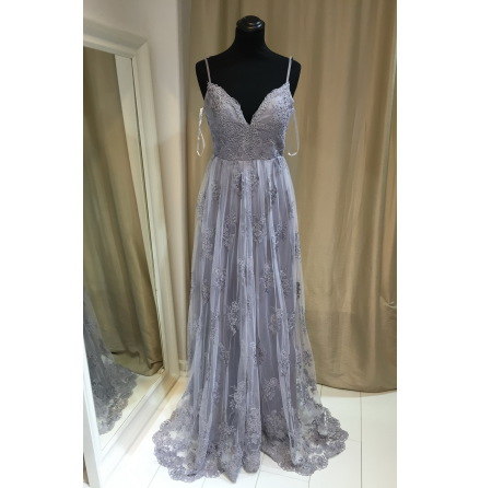 Miss Havi Lace Gown